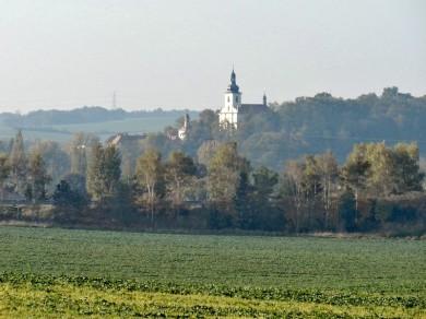 Horky nad Jizerou - Kirche St. Nikolaus