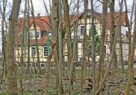 das alte Gasthaus und früher beliebtes Ausflugslokal