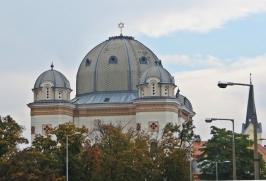 Die Synagoge ist erhalten, aber nicht mehr als solche in Verwendung, sondern als Museum.
