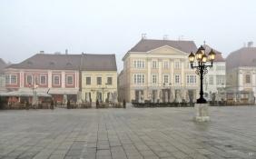 2014-02-18 Györ_Ung morgens (11)_ShiftN Széchenyi tér
