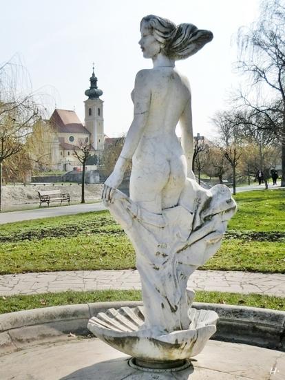 die schmollende Venus von hinten