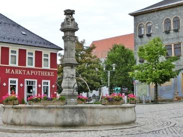 2014-08-13 11h Eisfeld_Thüringen (1) Marktplatz