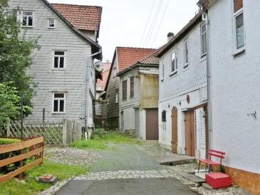 2014-08-13 11h Eisfeld_Thüringen (11) rote Bank