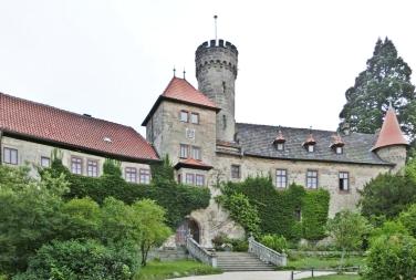 2014-08-13 Schlosshotel Hohenstein 528 Vorderseite