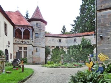 2014-08-13 Schlosshotel Hohenstein 533A im Hof