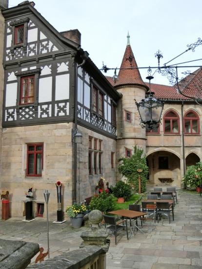2014-08-13 Schlosshotel Hohenstein 536 im Hof
