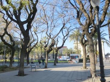 2015-04-09 Barcelona IMG_1856 Passeig de Josip Carner