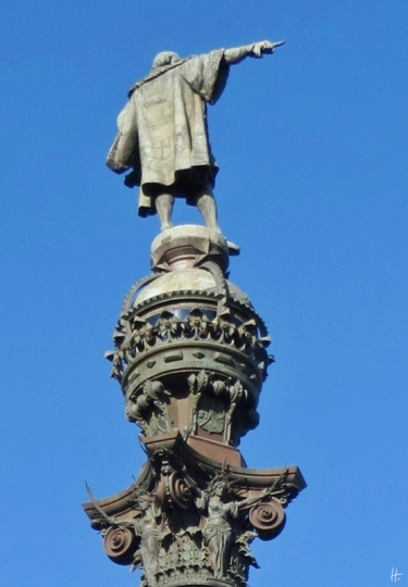 2015-04-09 Barcelona IMG_1859A Mirador de Colom oberer