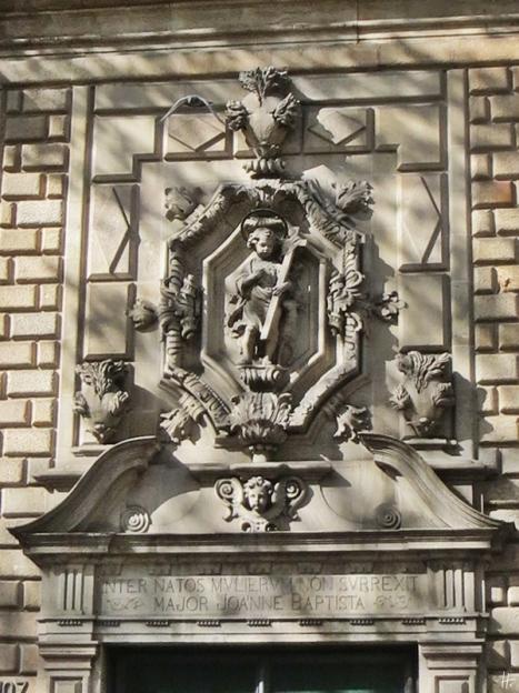 2015-04-10 Barcelona IMG_1982B La Rambla Kirche