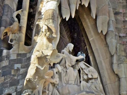 2015-04-10 Barcelona IMG_2072 La Sagrada Familia Marienkrönung