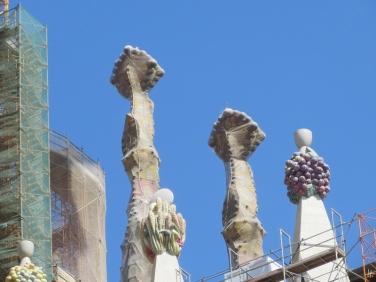 2015-04-10 Barcelona IMG_2108 La Sagrada Familia-Park+Baustelle