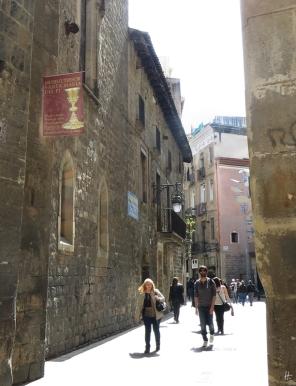 2015-04-10 Barcelona IMG_2200 Museo&Tresor de Santa Maria del Pi
