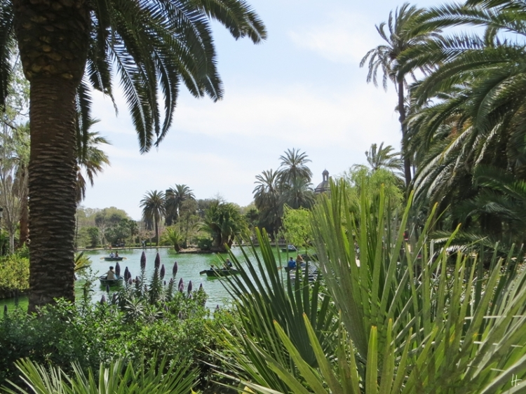 2015-04-11 Barcelona IMG_2371 13h05 Parc de la Ciutadella See