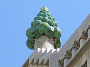 2015-04-11 Barcelona IMG_2418 13h56 El Raval Palau Güell Keramik