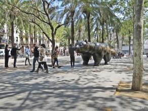 2015-04-11 Barcelona IMG_2421 El Raval der dicke Rambla-Kater