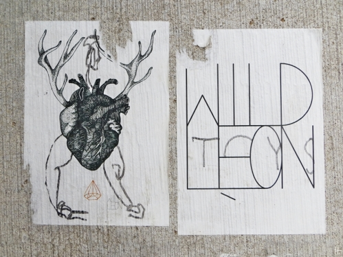 2015-07-27 BERLIN-Tage 116 Markgrafenstrasse Wild Leon