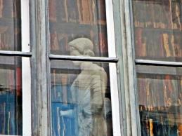 2015-07-27 BERLIN-Tage 183 Staatsbibliotheksfenster Dorotheenstrasse