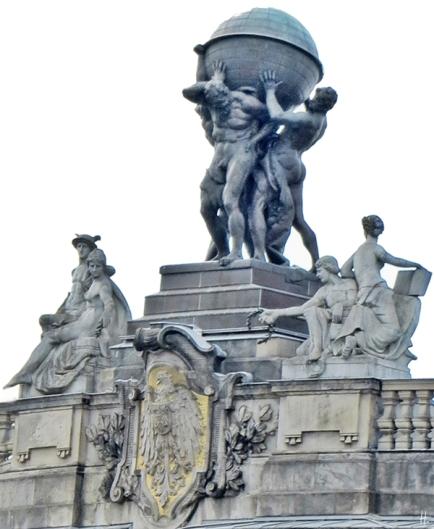 2015-07-28 BERLIN-Tage 199AS Museum für Kommunikation Berlin (Reichspostmuseum) mit Ernst Wenck – Giganten von 1895