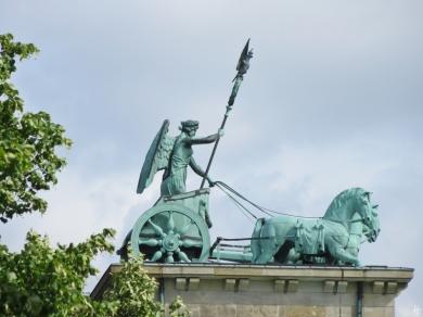 2015-07-28 BERLIN-Tage 230 Brandenburger Tor Quadriga