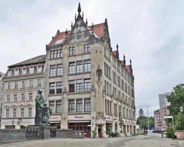 2015-07-28 BERLIN-Tage 297 Mitte Gertraudenbrücke+Gertraudenstrasse+Juwel-Palais
