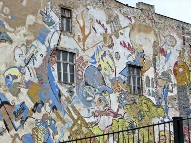 2015-07-28 BERLIN-Tage 433 Mitte Friedrichstrasse Graffiti