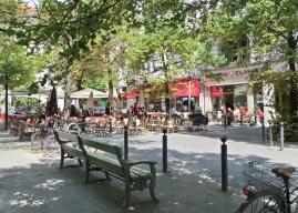 2015-07-29 BERLIN-Tage 537 Kurfürstendamm George Grosz-Platz Strassencafés