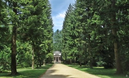 2015-07-30 BERLIN-Tage 725 Charlottenburg Schlosspark Charlottenburg Mausoleum