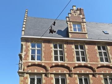 2015-08-22 2_Gent_15 Biezekapelstraat-Nederpolder (3) Nederpolder 'Hotel Vanden Meersche'