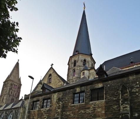 2015-08-22 2_Gent_19 Abendbummel (19) Sint-Jacobskerk Bij Sint-Jacobs
