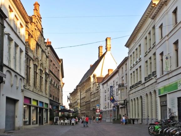 2015-08-22 2_Gent_19 Abendbummel (4) Hoogppoort
