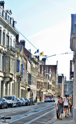 2015-08-22 2_Gent_5 Prinsenhof (48) Burgstraat
