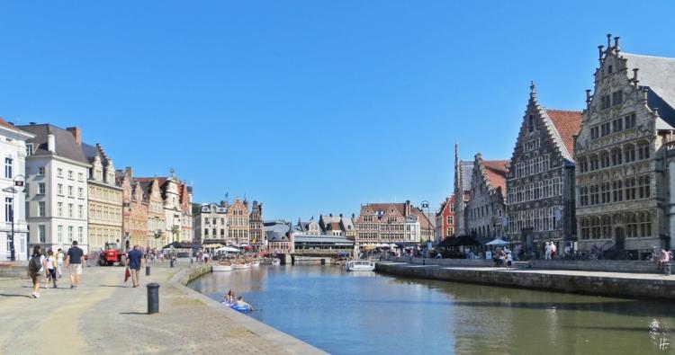 2015-08-22 2_Gent_8 (2) Korenlei+Grasbrug+Oude Vijsmin+Graslei+Vleeshuis