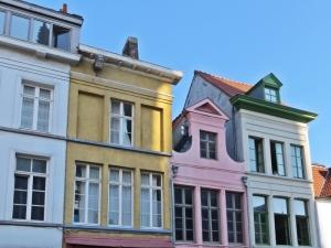 2015-08-23 3_Gent (21) Bij Sint-Jacobs bunte Häuser