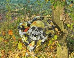 2015-11-01 bLüchow (12) gestrandeter Halloween-Pirat