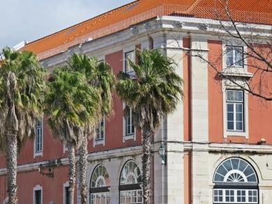 2016-03-30 Lissabon (Portugal) 3 Ribeira das Naus - Praça do Comércio (2) Arsenal da Marinha Details