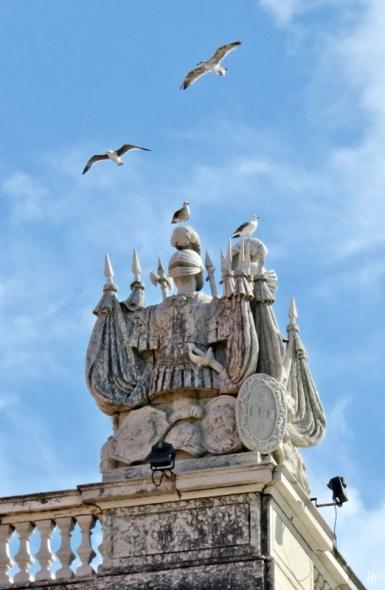 2016-03-30 Lissabon (Portugal) 3 Ribeira das Naus - Praça do Comércio (5) Arsenal da Marinha Details