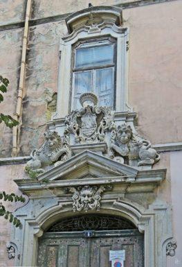 2016-03-30 Lissabon (Portugal) Tag 2-15 Palácio da Rosa Mouraria (2) Portal