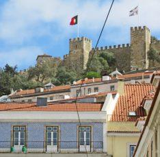 2016-03-30 Lissabon (Portugal) Tag 2-17 (12) Praça Figueira+Castelo de São Jorge