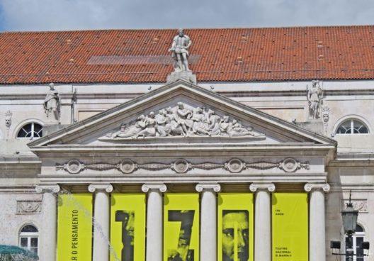 2016-03-30 Lissabon (Portugal) Tag 2-18 (30) Praça Dom Pedro IV+Teatro Nacional D. Maria II