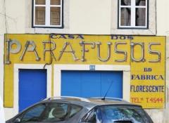 """""""Casa dos Parafusos"""" - Rua da Boavista, 186"""
