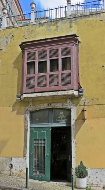 2016-03-31 Lissabon (Portugal) Tag 3-34 Calçada Ferragial (2)