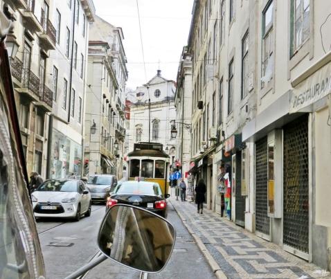 2016-04-02 Lissabon (Portugal) Tag 5-1 Auftakt im Tuktuk Rua da Conceição (1A)