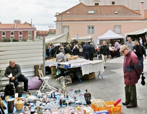 2016-04-02 Lissabon (Portugal) Tag 5-1 Feira da Ladra - Flohmarkt (27A)