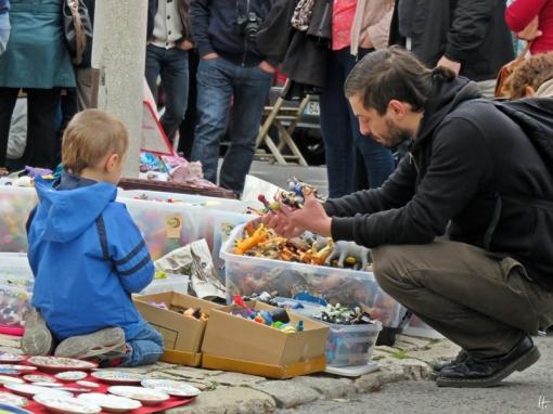 2016-04-02 Lissabon (Portugal) Tag 5-1 Feira da Ladra - Flohmarkt (42) Spielzeug