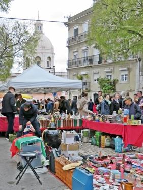 2016-04-02 Lissabon (Portugal) Tag 5-1 Feira da Ladra - Flohmarkt (65)