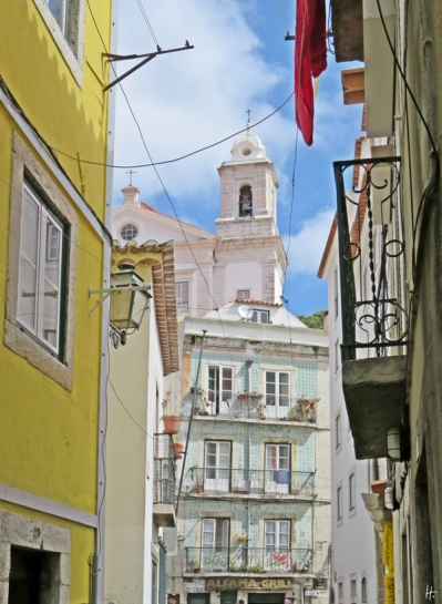 2016-04-02 Lissabon (Portugal) Tag 5-2 Alfama (16) Rua da Regueira