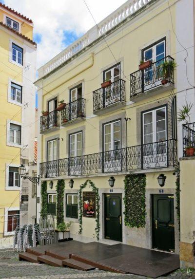 2016-04-02 Lissabon (Portugal) Tag 5-2 Alfama (19) Largo de São Miguel Fado-Lokal