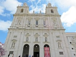 2016-04-02 Lissabon (Portugal) Tag 5-2 Alfama (5) Igreja de São Vicente de Fora