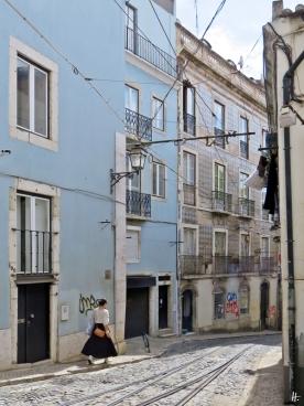 2016-04-02 Lissabon (Portugal) Tag 5-2 Alfama (8) Calçada de São Vicente