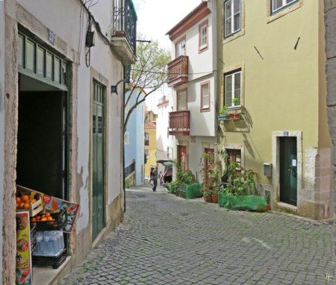 2016-04-02 Lissabon (Portugal) Tag 5-2 Alfama (9) Calçada de São Vicente